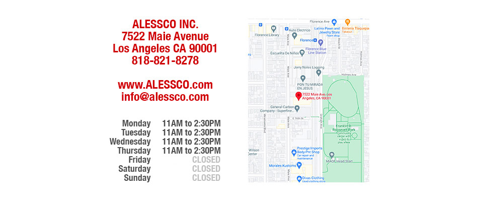 www.ALESSCO.com - Alessco Inc. - Interlocking Puzzle Mats Factory Outlet in Chicago, Illinois
